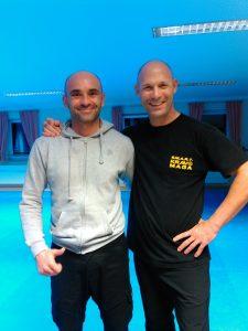 Trainer up date mit Amnon Darsa