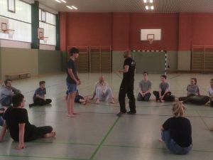 Selbstverteidigung-KravMaga- Kinder und Jugend
