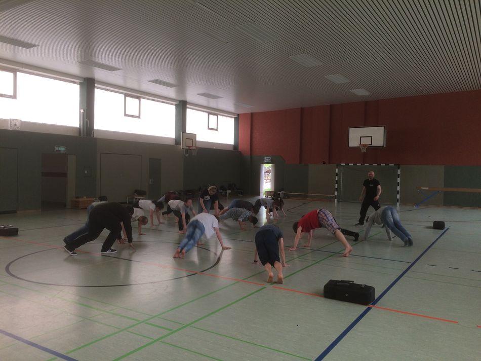 Selbstverteidigung im Seminar-Reflex-Erfurt-Krav Maga (5)