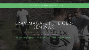 Krav Maga-Seminar-Erfurt